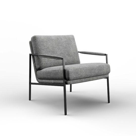 fotel Grey OLTA