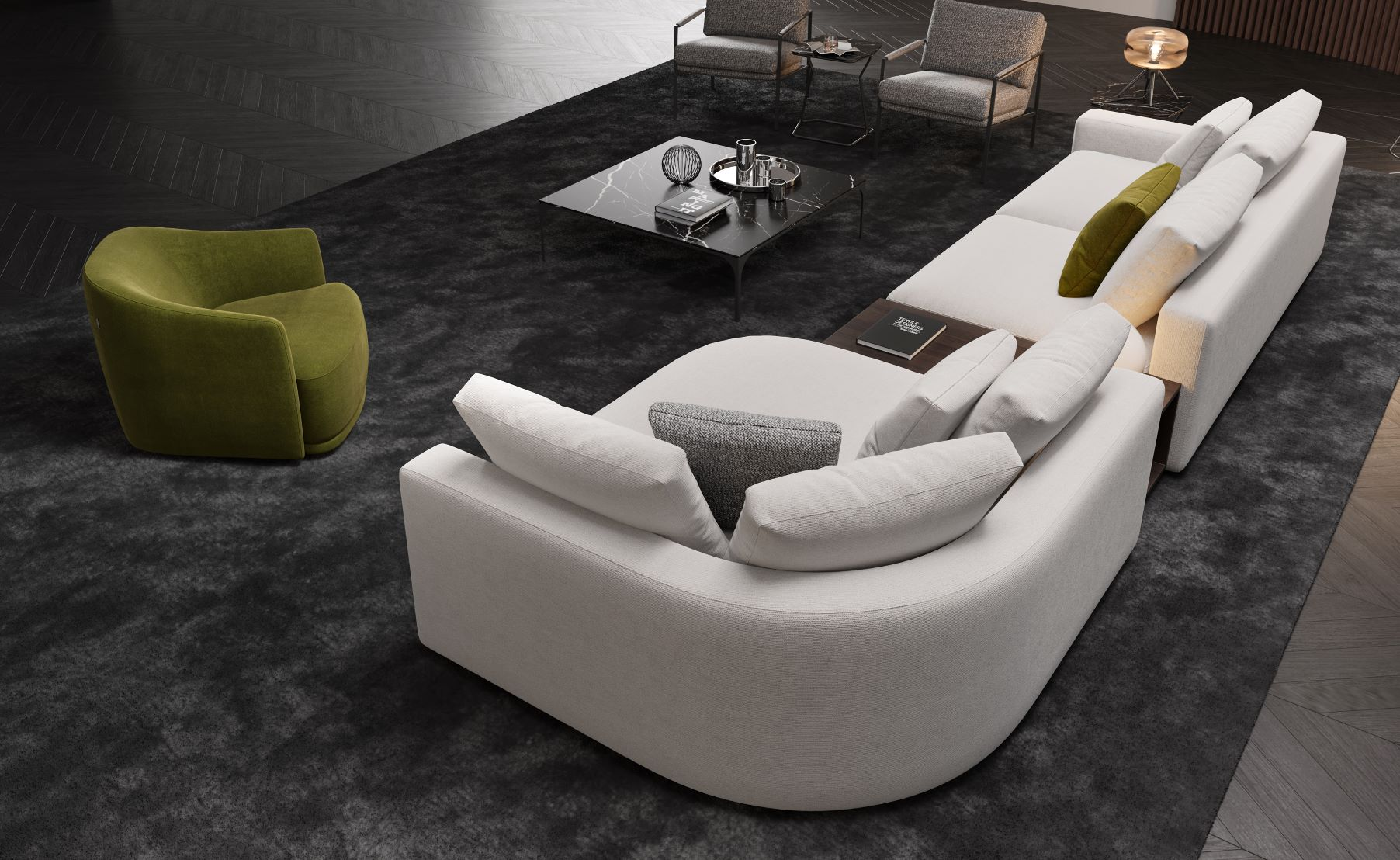 Sofa STONE Olta